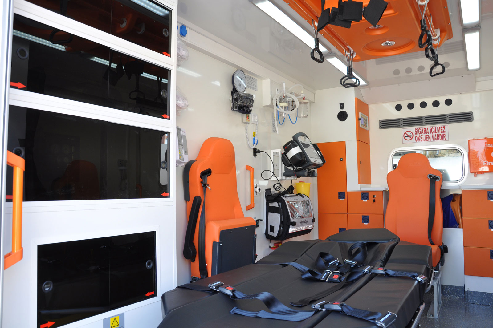 Ems ICU Ambulance