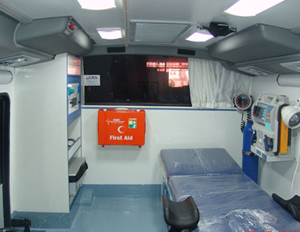 Mobile Health Care Vehicles (Midibus)